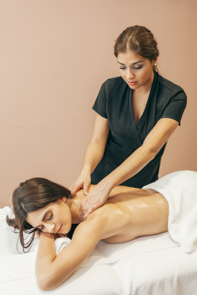 massaggio thai oil