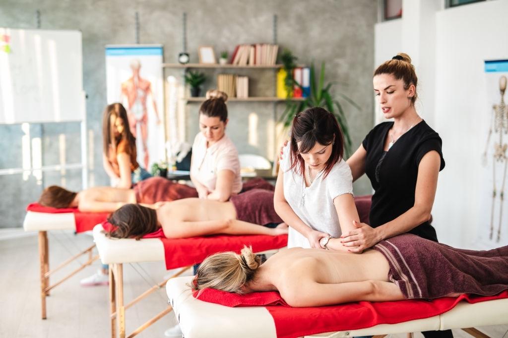 Diploma Professionale di Docente del Massaggio