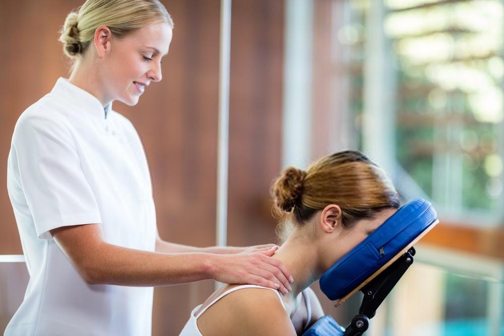 Corso Massaggio su Sedia