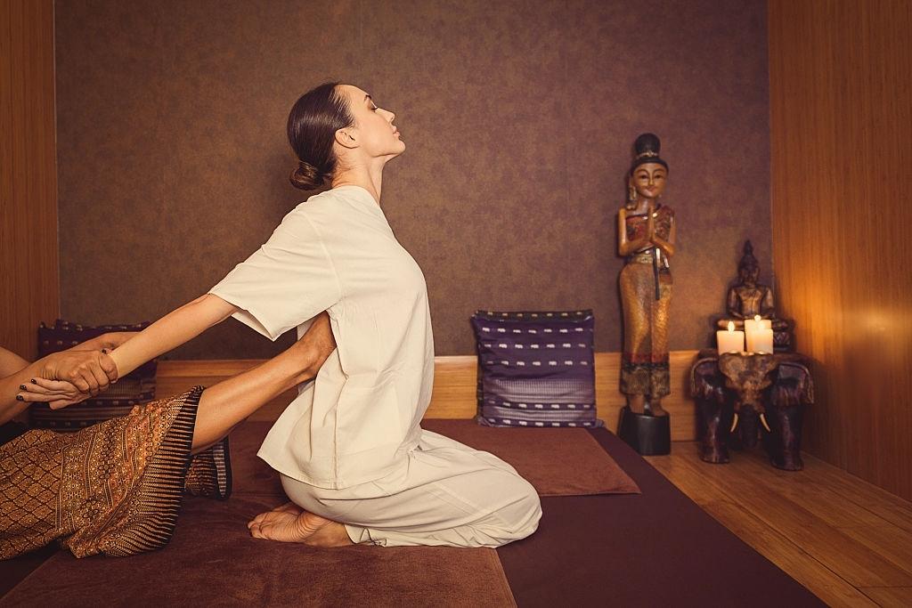corso massaggio thailandese mestre