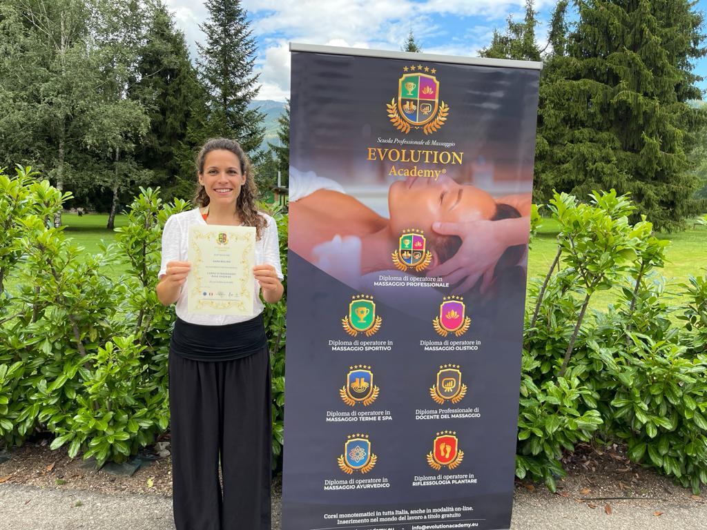 Qualifiche rilasciate al corso di massaggio cervicale a Reggio Calabria